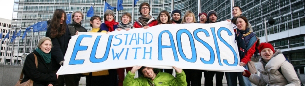 EU Stand With AOSIS | Brussels
